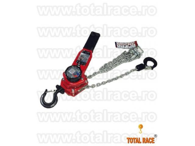 Palan manual cu levier Total Race - 2